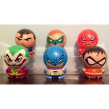 Figuras Kbzones Héroes Dc Comics La Liga De La Justicia