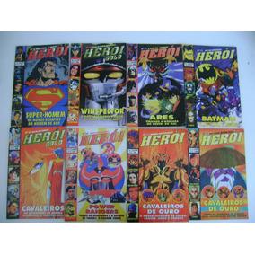 Revistas Herói E Herói Gold Nºs 2 Ao 108 Ed. Sampa