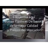 Bolsas Plasticas De Basura De 40kg Extra Fuertes