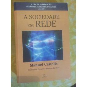 # Livro.a Sociedade Em Rede.manuel Castells.excelente Estado