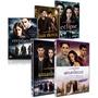 Box Dvd Coleção A Saga Crepúsculo - 6 Dvds Novo Original