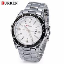 Relógio Masculino Curren Luxo - Modelo 8110 Importado