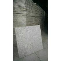 Pedra Granito 50x50 Branco Itauna