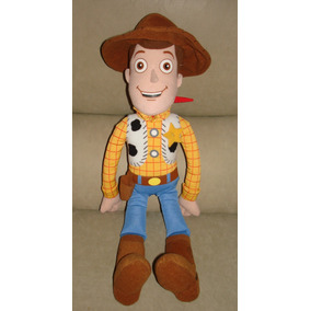 Toy Story Buzz Lightyear Woody Peluche Disney Nuevo
