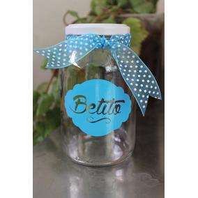 Tarros Vintage (mason Jars) Personalizados Para Fiestas