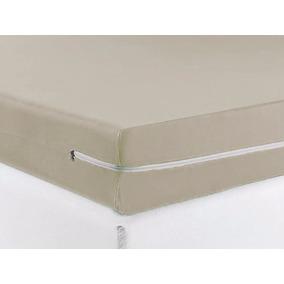Capa Colchao De Napa Impermeavel Solteiro 20cm Altura