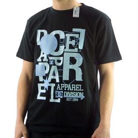 Camiseta Dc Shoes Stanley Skateboards Xxl Preta Nova 3586aa93b6110