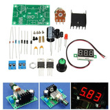 Kit Fuente De Voltage Regulable Variable Con Lm317 40vdc
