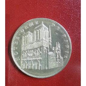 Medalla Notre Dame De París