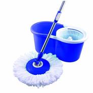 Mop Balde Esfregão 360 Limpeza Fácil Bompack