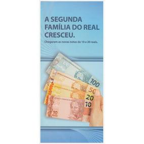 Prospecto A Segunda Família Do Real Cresceu / Banco Central
