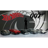 Hot Wheels 007 Special Edition Colección Unicos.ofertá Ya.