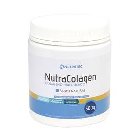 Colágeno Hidrolisado 300g Nutratec- Natural- Pronta Entrega!