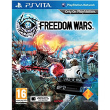 Freedom Wars Ps Vita - Juego Fisico - Prophone