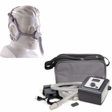 Cpap Automático + Máscara Philips - Original+nf+autorizada