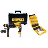 Rotomartillo Dewalt Sds+ 800w 3j D25134k + Kit 12 Accesorios