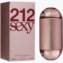 Perfume 212 Sexy Feminino 100 Ml Edp Original E Lacrado