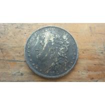 Reproducción En Plata 100 De Moneda Norteamericana