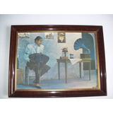 Cuadro Tango Pintor Sigfredo Pastor Argentino Lamina 32x24cm