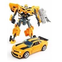 Transformers Bumblebee - Robo Transforma Carro Boneco