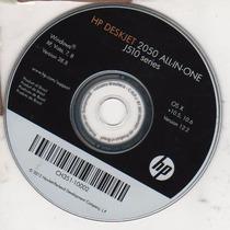 Cd Instalação Para Impressora Hp Deskjet2050 (frete Gratis