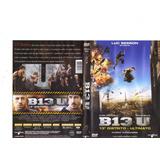 Dvd B13 U 13º Distrito - Ultimato, Cyril Raffaelli, Original