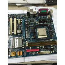Kit Amd Am2placagigabyte Ga-m61pme-s2p Sempro1100 Ddr21g Esp