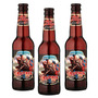 Kit 03 Cervejas Trooper Iron Maiden 330ml - Inglaterra