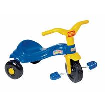 Tico-tico Chiclete Motoquinha Amarela E Azul! Magic Toys