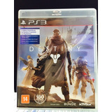 Jogo Destiny Playstation 3, Original, Seminovo