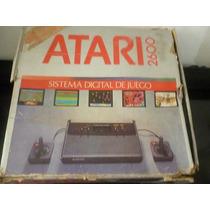 Atari 2600 Edición Latinoamerica 1985