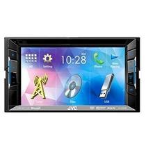 Central Multimídia Com Monitor Jvc Kw-v220bt 6.2 Bluetoo...