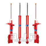 Kit 4 Amortiguadores Fric Rot Ford Fiesta Kinetic