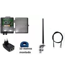 Kit Provedor 12 Dbi 1000mw Antena Omni 12 Pcba Great Cabo 3m