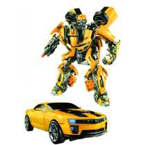 Transformers Ultimate Bumblebee - Nivel 4 - Hasbro - Novo