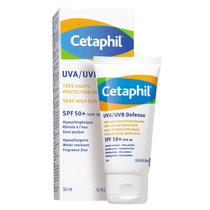 Cetaphil Uva/uvb Defense - Protetor Solar 50ml