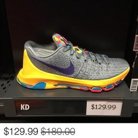 Tenis Nike Kd 8 Kevin Durant Pg County + Envio Dhl Gratis
