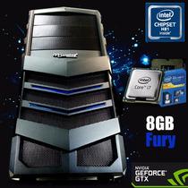 Cpu Gamer Intel Core I7 8gb 1tb Gtx 1050 Nvidia Promoção
