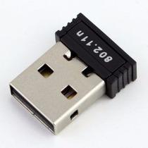 Mini Wifi Usb Adaptador De Red Receptor 150mbps