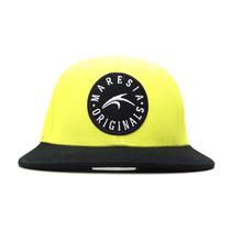 Boné Maresia Aba Reta Heardwear Yellow Black