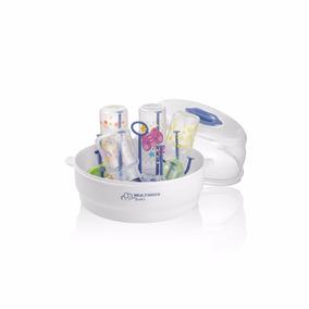 Esterilizador Vapor Micro Ondas Para Mamadeiras E Acessórios
