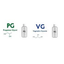 Paquete(propilenglicol Usp + Glicerina Vegetal Usp) 1 Litro