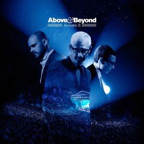 Above & Beyond Acoustic 2 - 2 Vinilos Importados Nuevos