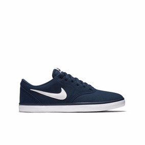 Zapatillas Nike Sb Check Canvas Blue (local Palermo) Envíos