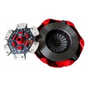 Kit Embreagem Cerâmica Gm Opala 4cc/6cc (10 Estrias) C/ Mola