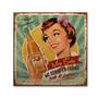 Cuadros Decorativos Vintage Retro Cocina No Chapas