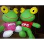 Peluche Sapo Pepe Unico 50cm Increible!! (x Menor)-
