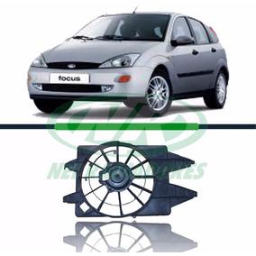 Defletor Da Ventoinha Ford Focus 01 - 08 Com Ar Condicionado