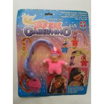 Boneca Cabelinho Da Estrela Fofolete Rosa - Antiga - Lacrada