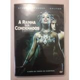 A Rainha Dos Condenados Dvd - Stuart Townsend - Aaliyah